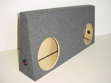 2008 and Up Toyota Tundra Regular Cab Sub Box