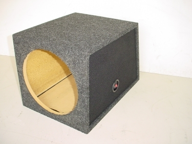 Slanted Back Single 12'' Sub Box