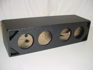 4x8'' Double Ported Subwoofer Box