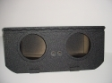 02-2011 Chevy Avalanche or Cadillac Ext.Dual 15'' Poly Sub Box
