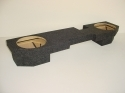 "2002-2008 Dodge Ram Quad Cab 2-10"" Sub Box"