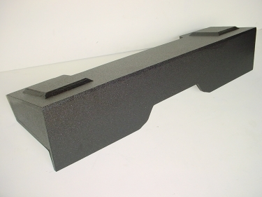 2007 Up Chevy/Gmc Extended Cab Pro Poly Sub Box 2X10