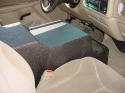 99-2006 Chevy/Gm Ext.Cab Front Console Sub Box