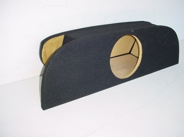 2003-2007 Nissan 350Z  Single Sub Box