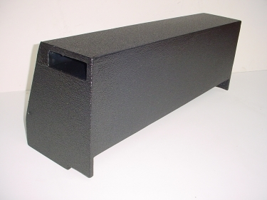 2007 and up Chevy Tahoe Poly Sub Box 2X10