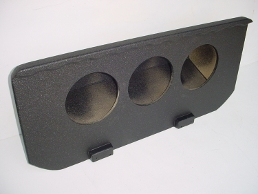 02-2016 Chevy Avalanche or Cadillac Ext.Poly 3-12'' Sub Box