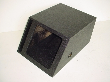 Single 15'' Kicker L7 Transmission Line Sub Box