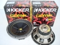Kicker C10 Sub Woofer 10'' (price for each)
