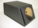 Single 15'' Transmission Lines Slot Ported Sub Box