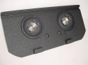 02-2011 Chevy Avalanche or Cadillac Ext.Dual Poly Sub Box