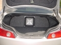 2003-2008 Infiniti G35 Square hole Sub Box