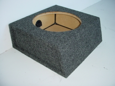 "1997-1998 Ford F-150 Extended Cab 1-10"" Sub Box"