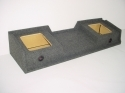 99-2006 Chevy Extended Cab Kicker L7 DF Sub Box