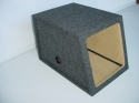 "Single 12"" Kicker L7 Solobaric HB1412L7 Sub Box"