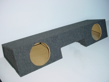 99-2006 Chevy Extended Cab 2-10'' FF Sub Box
