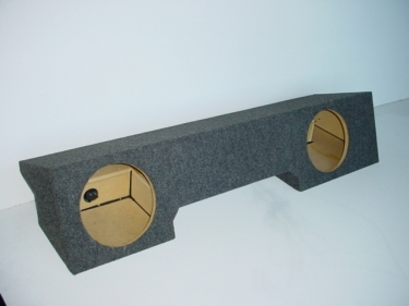 "88-98 Chevy Extended Cab 2-10"" FF Sub Box"