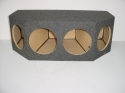 4-12'' Sealed Sub Box