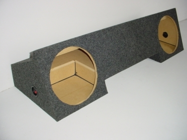 "1994-2001 Dodge Extended Cab 2-12"" Sub Box"
