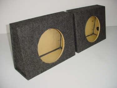 2110-12 SS (Price For Pair) Sub Box