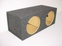 15'' Dual Square Sealed Box Sub Box