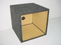 Single 12'' Kicker  Solobaric L7 Sub Box