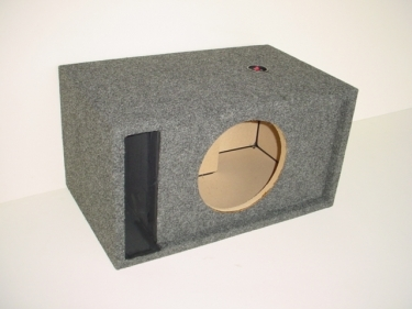 Single 10'' Slot Ported Sub Box