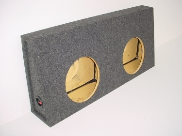 2004-2007 Ford F-250 / F-350 Crew Cab Sub Box
