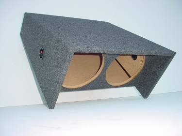 "Jeep Wrangler 2-10"" - All Years CJ5 - CJ7 Sub Box"