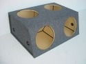 4-12'' or 10''Sealed Sub Box