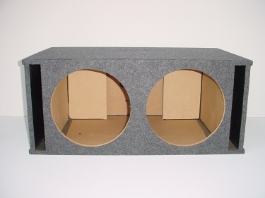 Doul 15 Slot Ported Sub Box