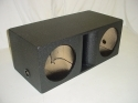 2-10'' Horn Ported Subwoofer Box