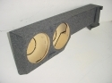 2005-2012 Nissan Frontier Dual 10'' or 8'' Sub Box