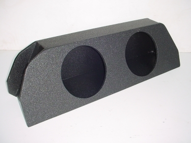 2010-2012 and Chevy Camaro Poly Trunk Sub Box
