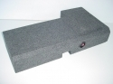 2001-2007 Chevy Crew Cab Heavy Duty Single Sub Box