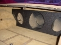 1968-1982 Corvette C3 Subwoofer Box
