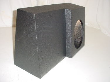 Single 10'' or 12'' Dodge Reg Cab Poly Subwoofer Box Sub Box