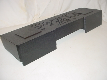 2004-2013 Nissan Titan Crew Cab and King Cab Poly Sub Box