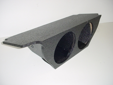 2009 and up Nissan 370Z Pro-Poly Subwoofer Box