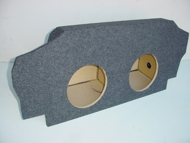 2003-2006- Infiniti G35 Sedan Custon Sub Box