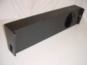 09-13 Ford F150 SC. Cab Single  Ported Pro-Poly Sub Box