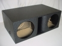 Horn Ported Super Bass Pro-Poly Subwoofer Box Sub Box